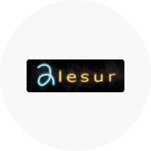 Alesur Logo