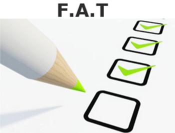 Factory-Acceptance-Test