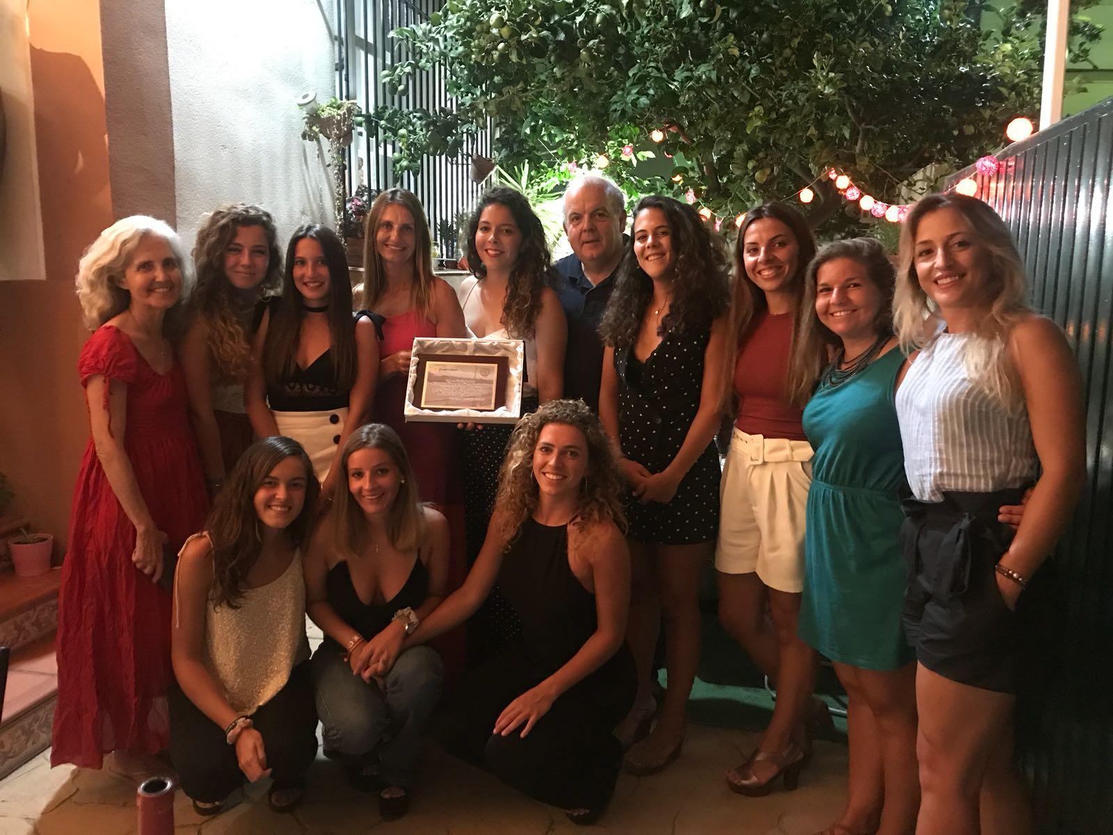Equipo femenino Ingemation Ingeniería Club de Hockey de San Fernando